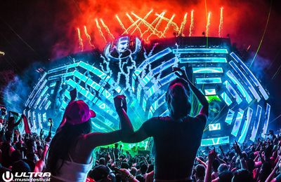 Podcast : Ultra Music Festival - Jour 3