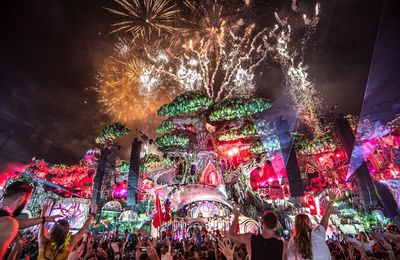 Podcast : TomorrowLand 2016 - Jour 2