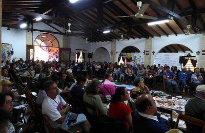 Xe Rencontre continentale des Communautés ecclésiales au Paraguay