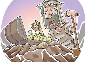 La parabole du trésor : ou comment accepter de se sacrifier pour le Royaume des cieux