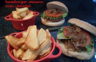 hamburger maison