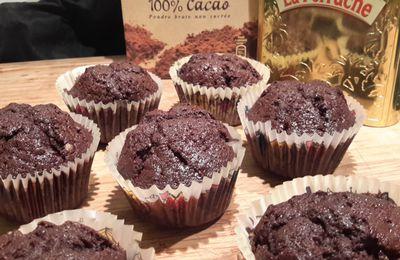 Muffins au chocolat excellent !