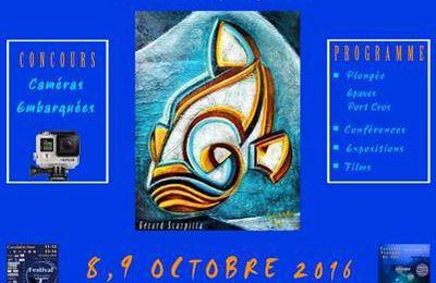 Festival de plongée du Var les 8 et 9 octobre