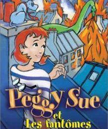 Peggy Sue et les fantômes, tome 4 : Le zoo ensorcelé de Serge BRUSSOLO