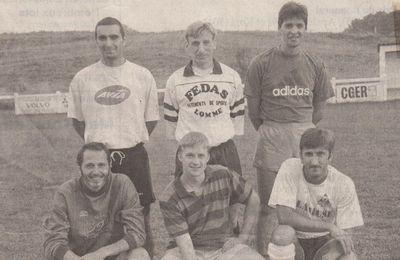 Les joueurs transférés pour la montée en P1 en 97-98.