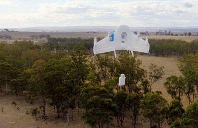 La livraison par drone ce n'est pas encore pour demain !