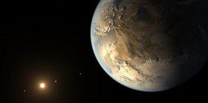 Une nouvelle exoplanète de la taille de la Terre pourrait abriter la vie