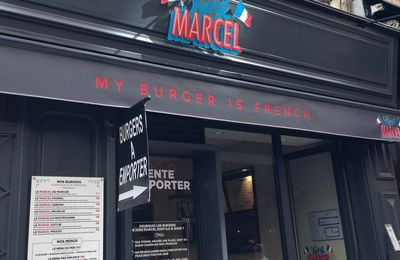 King Marcel, burger à Lyon
