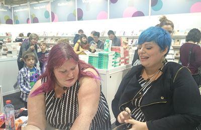 Cassandra Clare et Holly Black à de Boekenbeurs 2014 !