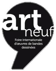 ART NEUF,Foire internationale dédiée à l'art de la bande dessinée