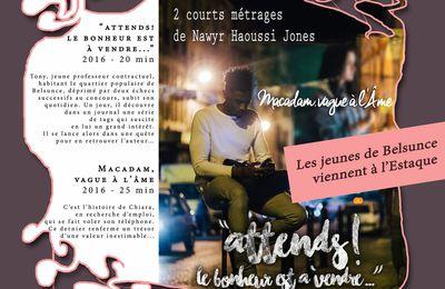 Projections Documentaires Citoyennes à l'Harmonie