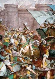 Ebrei, guerre maccabee in Medio Oriente