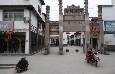 Cul-de-jatte en Chine (article paru en mars 2014)