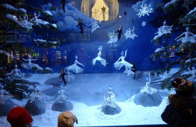Vitrines de Noël à Stockholm