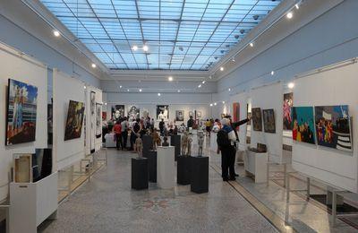 Artistes en Liberté au Palais de Bondy à Lyon (6 images)