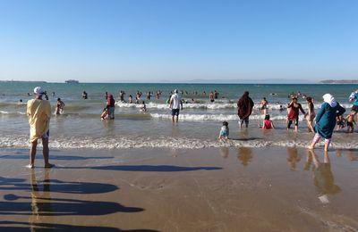 La plage de Tanger Ville (28 photos)