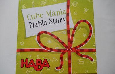 travailler l'imagination : Cube Mania Bla Bla story