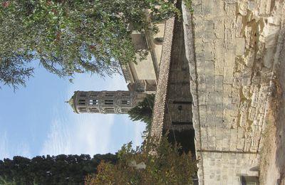 La tour d'Uzés