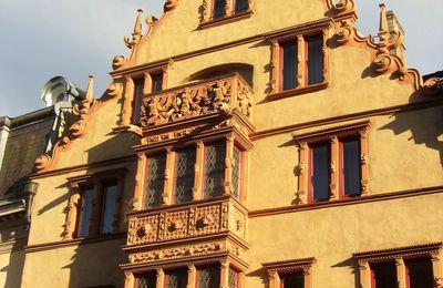 Maison des trois têtes Colmar