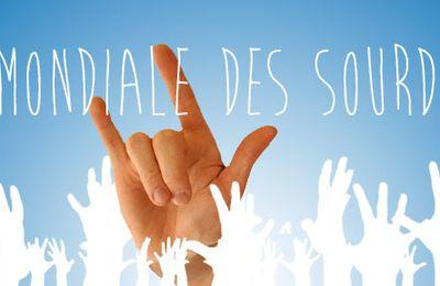 C'est la journée mondiale des sourds !