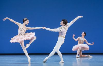Balanchine/Millepied