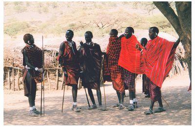 Tanzanie : février 2000