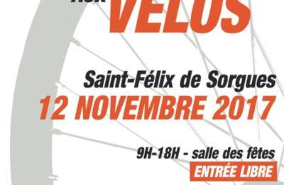 Bourses aux vélos à St Félix