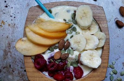 Smoothies bowl exotique