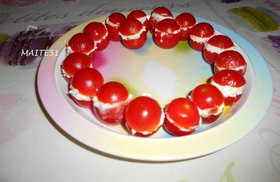 Tomates Cocktail Fraîcheur !