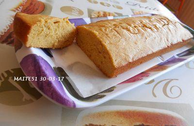 Cake facile à la Mangue !