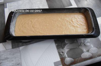 Pain d'Epices façon Cake Moelleux d'Hervé Cuisine !