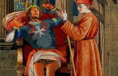 La Quête du Graal: Le Roi blessé - 12/21 -