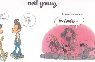 Neil Young par Zep