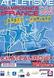 9 perchistes lorrains à Chateauroux !