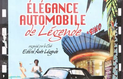 sainte maxime concours elegance defile esterel legende auto ancienne concerto photo picture