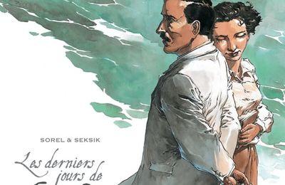 """""""Les Derniers jours de Stefan Zweig"""", de Sorel et Seksik"""