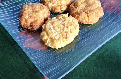 Biscuits craquelés à l'amande