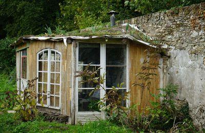 Ma cabane au fond des bois.