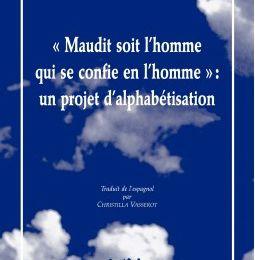 Un projet d'alphabétisation/Le syndrome de Wendy/Angélica Liddell