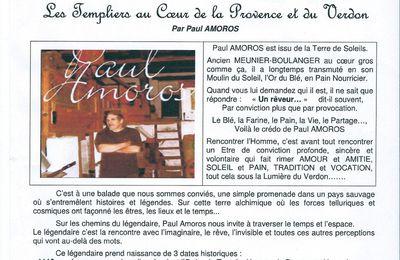 Les Templiers au Coeur de la Provence