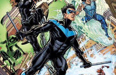 TITANS de DC, un retour tant attendu grâce au Rebirth