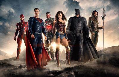 Justice League, le trailer du Comic Con en VOST