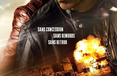 Ciné-Jack Reacher Never Go Back (Edward Zwick-2016)  ****  -10