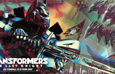 Transformers : The Last Knight, première bande annonce