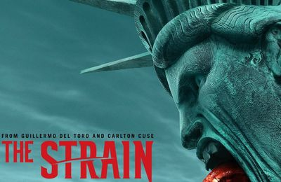 The Strain arrive en blu ray et DVD