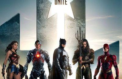 Justice League, les affiches et la bande annonce