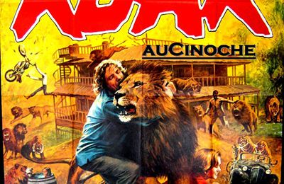 Critique - Roar (Noel Marshall-1981)  *  -12