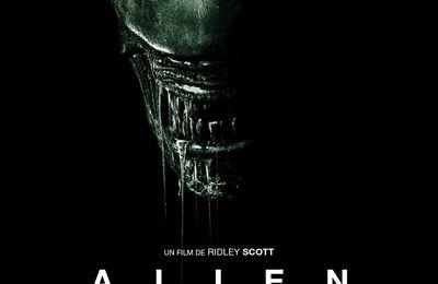 Ciné- Alien : Covenant (Ridley Scott-2017)  ****  -12
