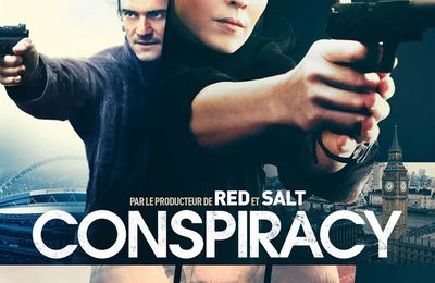 Ciné - Conspiracy  (Michael Apted-2016)  **  -12