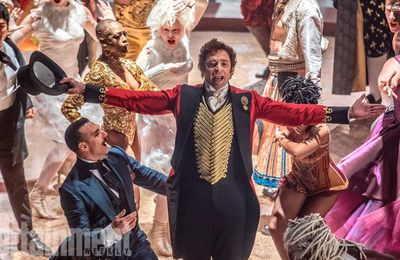 The Greatest Showman, la bande annonce